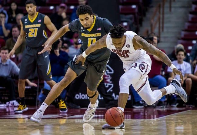 NCAA BB | South Carolina at Missouri