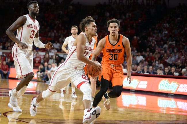 Oklahoma State vs. Iowa State - 1/6/18 College Basketball Pick, Odds, and Prediction