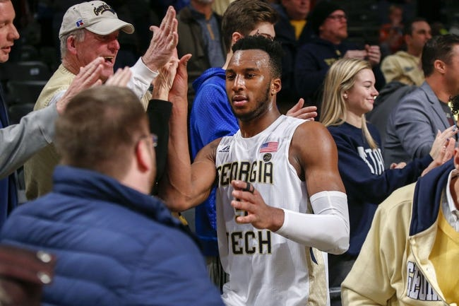 Georgia Tech vs. Notre Dame - 1/10/18 College Basketball Pick, Odds, and Prediction