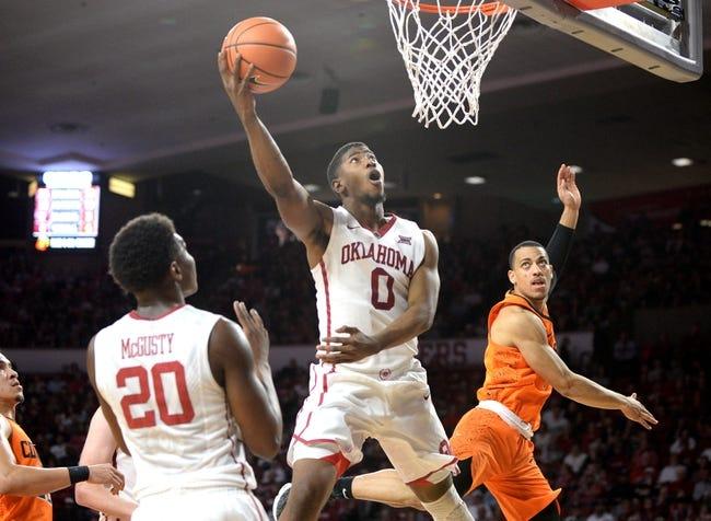 NCAA BB | Oklahoma Sooners (12-1) at West Virginia Mountaineers (13-1)