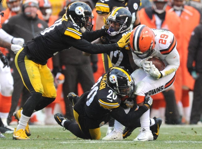NFL | Pittsburgh Steelers (0-0) at Cleveland Browns (0-0)