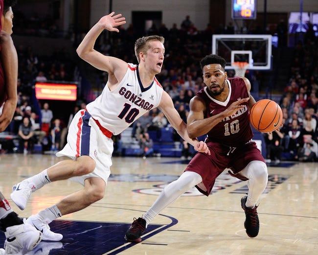 Santa Clara vs. Portland - 1/6/18 College Basketball Pick, Odds, and Prediction