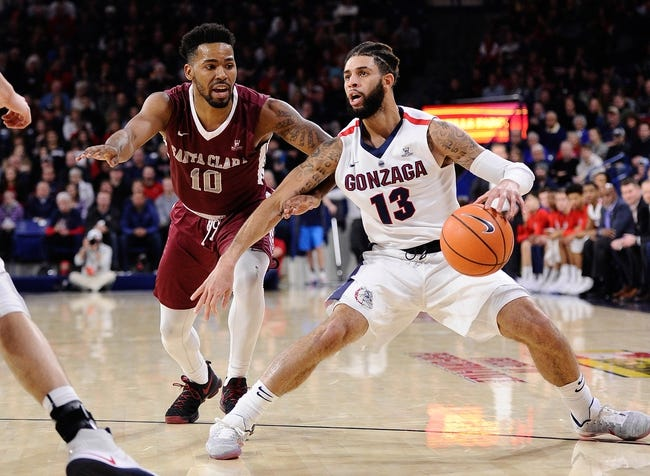 Santa Clara vs. Saint Mary's-California - 1/11/18 College Basketball Pick, Odds, and Prediction
