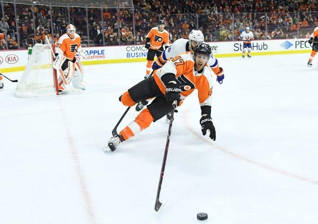 New York Islanders vs. Philadelphia Flyers - 4/3/18 NHL Pick, Odds, and Prediction