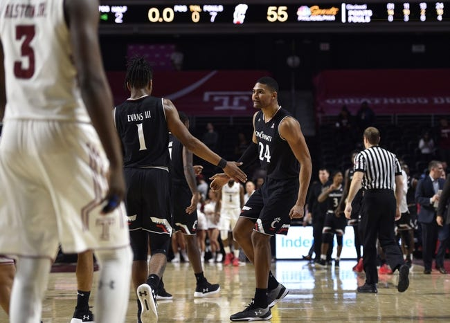 Cincinnati vs. Southern Methodist - 1/7/18 College Basketball Pick, Odds, and Prediction