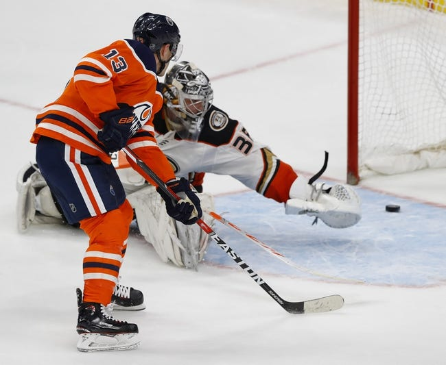 Anaheim Ducks vs. Edmonton Oilers - 2/9/18 NHL Pick, Odds, and Prediction