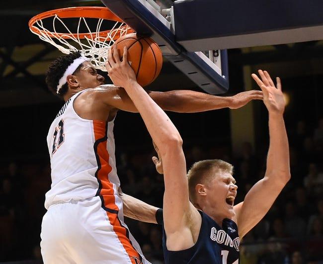 Gonzaga vs. Pepperdine - 2/17/18 College Basketball Pick, Odds, and Prediction
