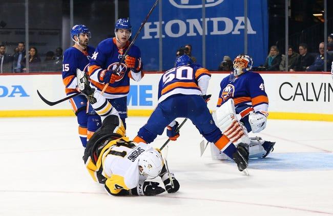Pittsburgh Penguins vs. New York Islanders - 3/3/18 NHL Pick, Odds, and Prediction