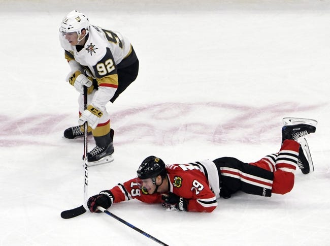 Vegas Golden Knights vs. Chicago Blackhawks - 2/13/18 NHL Pick, Odds, and Prediction