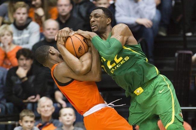 Arizona State vs. Oregon - 1/11/18 College Basketball Pick, Odds, and Prediction