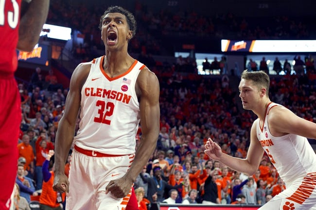 NC State vs. Clemson - 1/11/18 College Basketball Pick, Odds, and Prediction