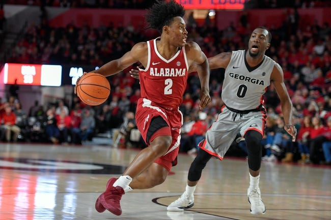 Alabama vs. South Carolina - 1/9/18 College Basketball Pick, Odds, and Prediction