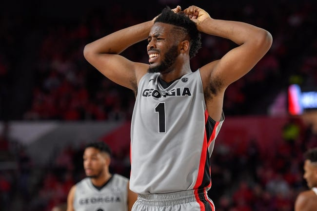 Georgia vs. South Carolina - 1/13/18 College Basketball Pick, Odds, and Prediction