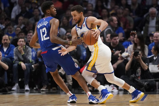 NBA | Los Angeles Clippers (18-21) at Golden State Warriors (33-8)