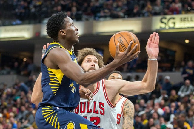 NBA | Indiana Pacers (5-3) at Chicago Bulls (2-6)