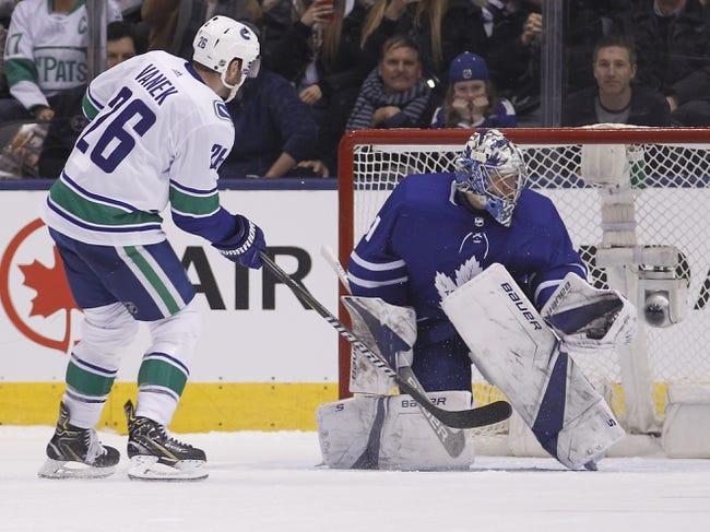 NHL | Toronto Maple Leafs - Vancouver Canucks