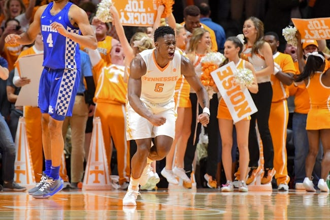 Kentucky vs. Tennessee - 2/6/18 College Basketball Pick, Odds, and Prediction