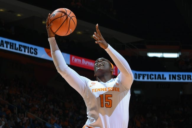 Vanderbilt vs. Tennessee - 1/9/18 College Basketball Pick, Odds, and Prediction