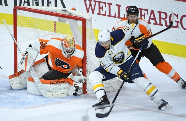 Buffalo Sabres vs. Philadelphia Flyers - 12/8/18 NHL Pick, Odds, and Prediction