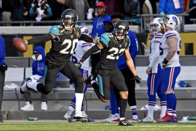 NFL | Jacksonville Jaguars (3-7) at Buffalo Bills (3-7)
