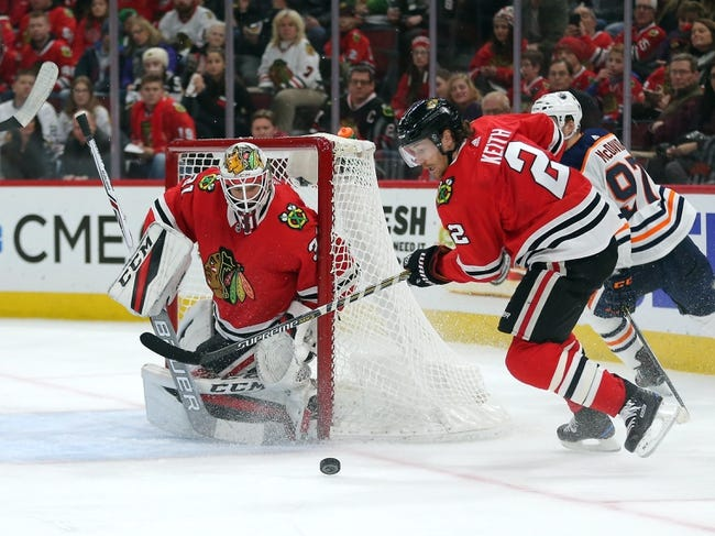 NHL | Edmonton Oilers (5-3-1) at Chicago Blackhawks (6-3-2)