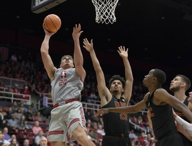 NCAA BB | Stanford Cardinal (8-8) at Washington State Cougars (8-7)