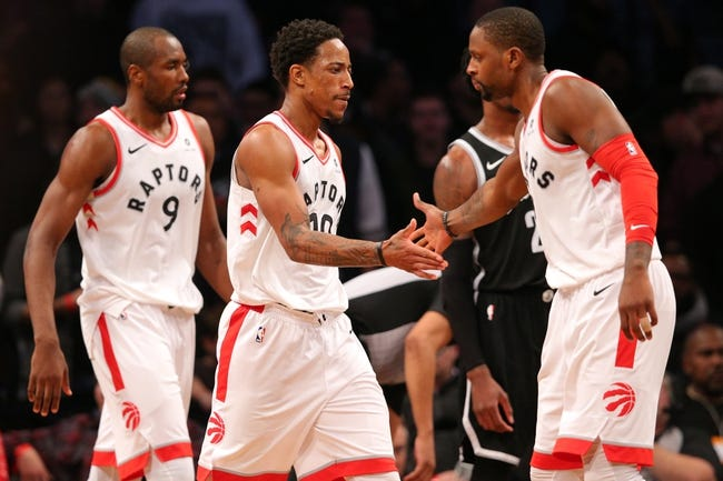 Brooklyn Nets vs. Toronto Raptors - 3/13/18 NBA Pick, Odds, and Prediction