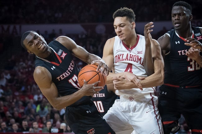 Texas Tech vs. Oklahoma - 2/13/18 College Basketball Pick, Odds, and Prediction