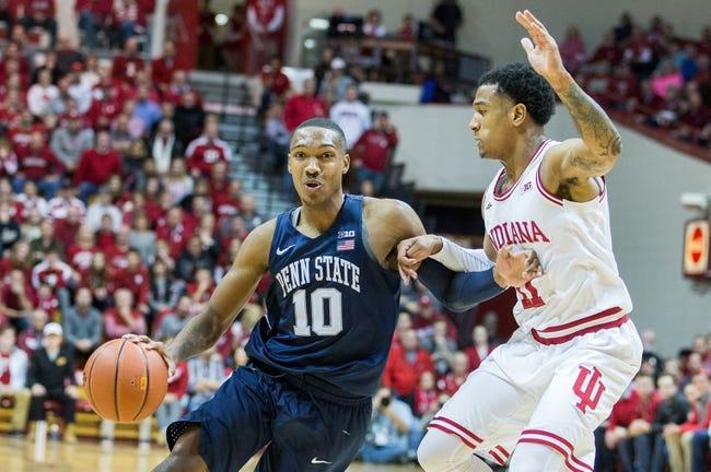 Penn State vs. Nebraska - 1/12/18 College Basketball Pick, Odds, and Prediction