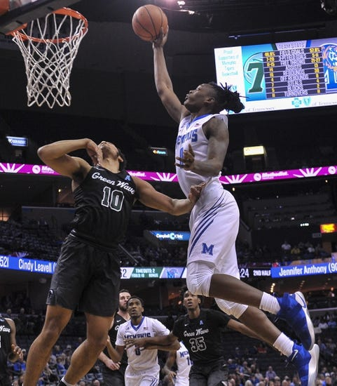 Tulane vs. Memphis - 2/17/18 College Basketball Pick, Odds, and Prediction
