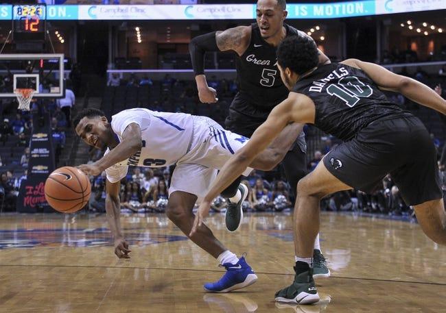 NCAA BB | Memphis at Tulane