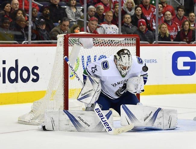 NHL | Washington Capitals (3-2-2) at Vancouver Canucks (5-3-0)