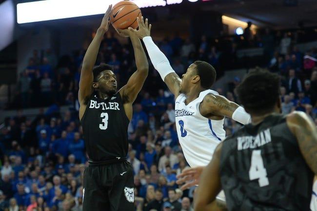Butler vs. Creighton - 2/20/18 College Basketball Pick, Odds, and Prediction