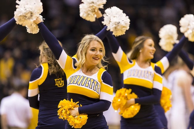 NCAA BB | Presbyterian Blue Hose (3-1) at Marquette Golden Eagles (2-1)