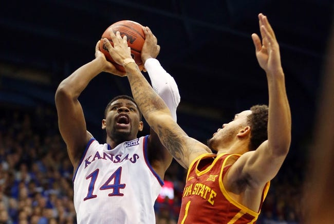 Iowa State vs. Kansas - 2/13/18 College Basketball Pick, Odds, and Prediction