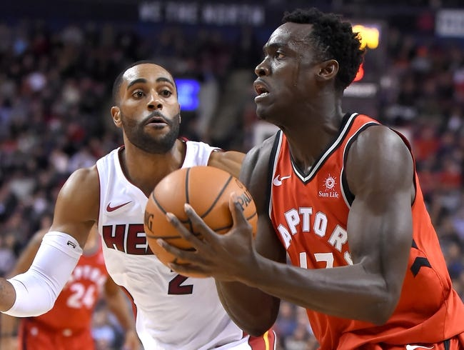 Toronto Raptors vs. Miami Heat - 2/13/18 NBA Pick, Odds, and Prediction