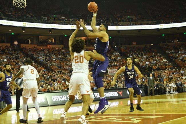 TCU vs. Texas - 2/10/18 College Basketball Pick, Odds, and Prediction