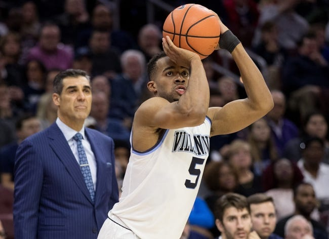 St. John's vs. Villanova - 1/13/18 College Basketball Pick, Odds, and Prediction