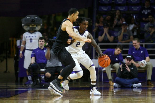 NCAA BB | Kansas State Wildcats (17-8) at Oklahoma State Cowboys (15-10)