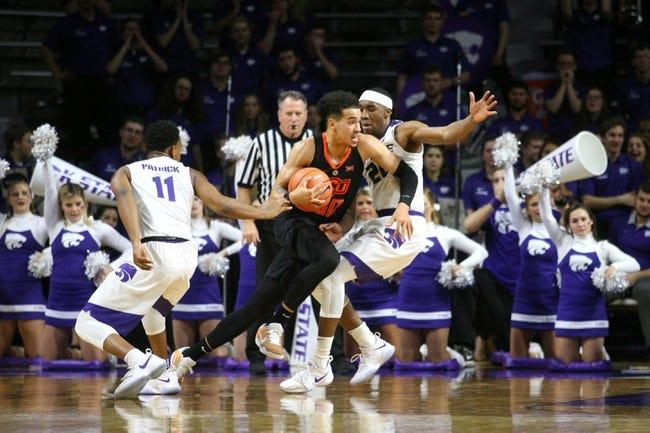 Oklahoma State vs. Texas - 1/13/18 College Basketball Pick, Odds, and Prediction