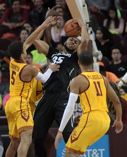 Colorado vs. USC - 2/21/18 College Basketball Pick, Odds, and Prediction