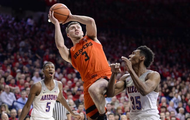 Oregon State vs. Washington State - 2/8/18 College Basketball Pick, Odds, and Prediction