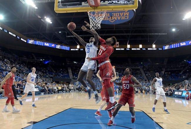 NCAA BB | Utah at UCLA