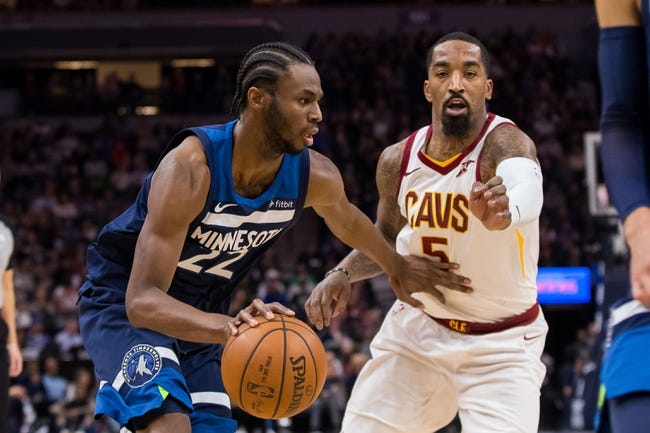 NBA | Minnesota Timberwolves (34-22) at Cleveland Cavaliers (30-21)