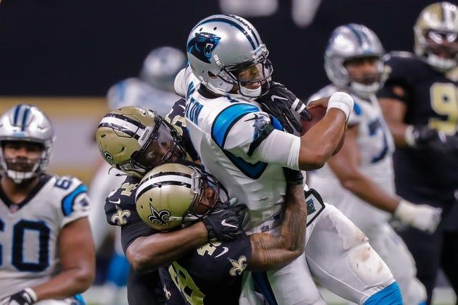 eeb80d3b7 Carolina Panthers vs. New Orleans Saints - 12 17 18 NFL Pick