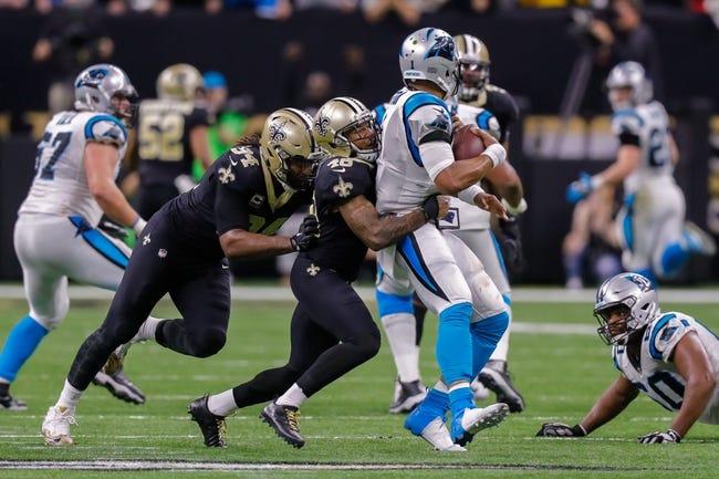 NFL   New Orleans Saints (11-2) at Carolina Panthers (6-7)