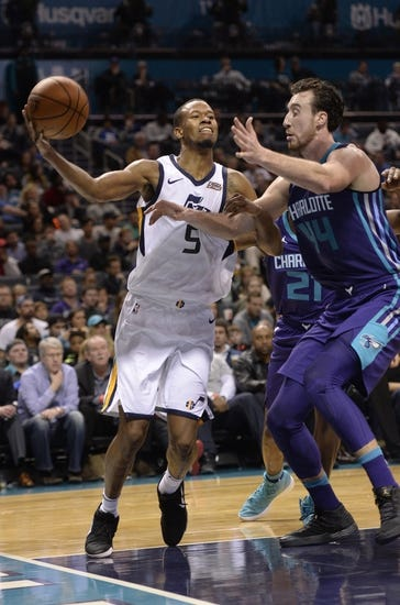 Utah Jazz vs. Charlotte Hornets - 2/9/18 NBA Pick, Odds, and Prediction