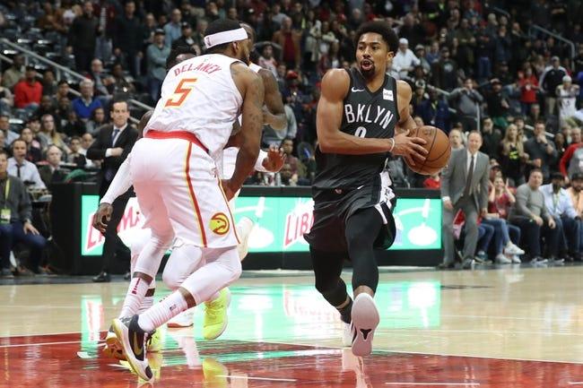 NBA | Atlanta Hawks (6-22) at Brooklyn Nets (12-18)