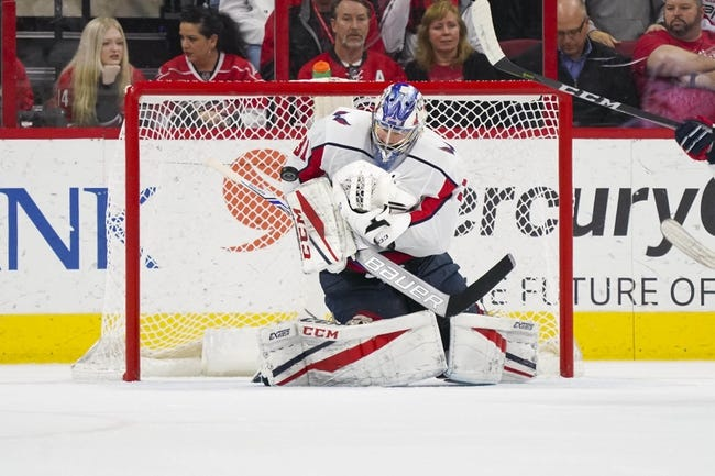 Washington Capitals vs. Carolina Hurricanes - 3/30/18 NHL Pick, Odds, and Prediction