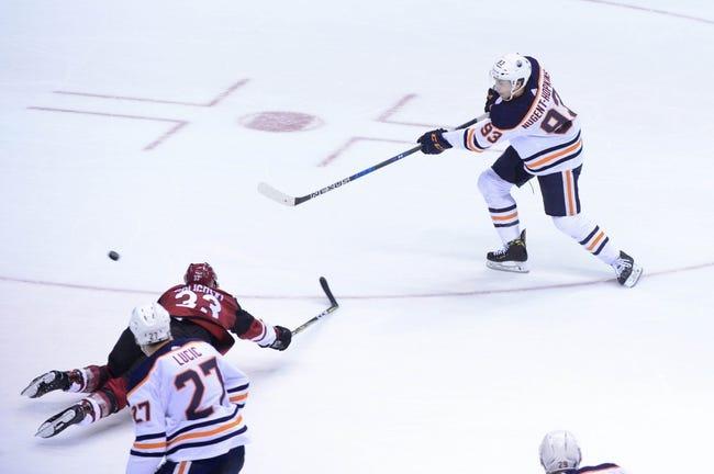 Arizona Coyotes vs. Edmonton Oilers - 2/17/18 NHL Pick, Odds, and Prediction